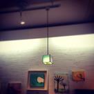 mini cube lamp